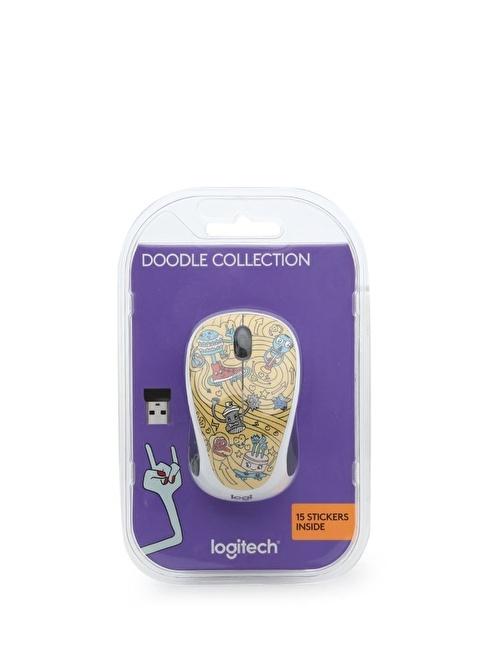 Logitech Mouse Renkli